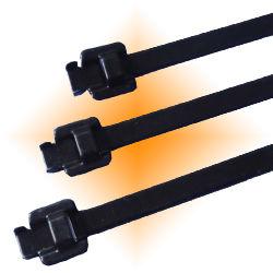 ABS, DNV UL revestido a epóxi laços de cabo de aço inoxidável destacável