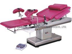 قسم الساق المرنة لطاولة التوليد الكهربائية متعددة الوظائف مع الفولاذ المقاوم للصدأ الإطار العجلات الثلاثة