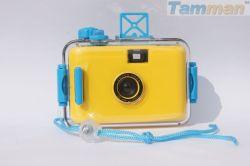 Unterwasserkamera (TM-02 (GELB))