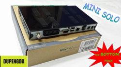 Preiswerte MiniVu Solo HD sondern Satellitenempfänger des Tuner-HD aus