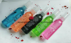 60ml Bouteille PET lentille multi couleur PULVERISER LE NETTOYANT /Lunettes de solution de nettoyage