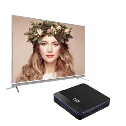 Xangshi 4 ГБ памяти DDR3 64ГБ ROM на базе четырехъядерных процессоров 4K Ultra HD / Dual WiFi 2.4G + 5g / 1000m с интерфейсом Ethernet Bluetooth4.1 Android TV воспроизведения видео в салоне
