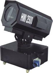 Multi couleur outdoor lighting HMI2500W/HMI1200W ciel rose Tracker Recherche de couleur de lumière