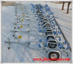 Aanhangwagens van de Boot van de Aanhangwagens van de Boot van de rib de Opblaasbare (Reeks RIBYS)