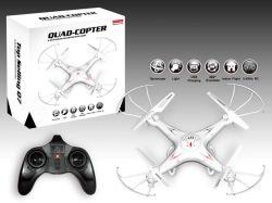 2.4G Quadcopter RC 4 axes avec la lumière ligne USB Drone RC