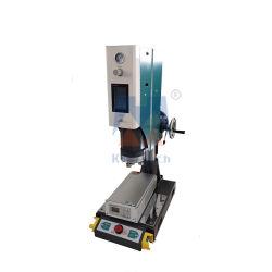 自動調整機能の超音波プラスチック溶接機