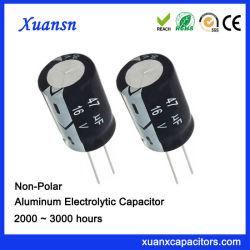Nicht-polarer Kondensator 47UF16V, der in Haushaltsgeräten verwendet wird