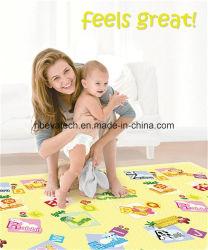 Mat van de Vloer Tatami van EVA de Rubber voor Babys met de Grootte van de Douane