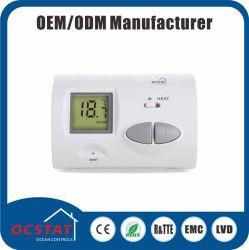 230V 10A RoHS VDE Ce thermostat de pièce électronique numérique