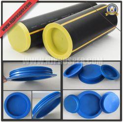 Tubo de gás de plástico os bujões e tampas (YZF-C38)