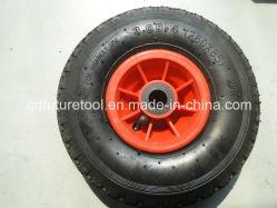 Roue en caoutchouc 300-4 (air) de roue