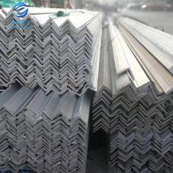 ASTM ABS 201 202 301 304 304L Xm21 304ln 305 309S 310S 316 Edelstahl/Winkeleisen für Baumaterial