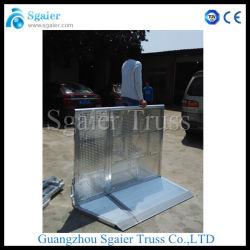 Китай Заводской этап Sgaiertruss барьер, Mojo барьер, расширяемый барьер