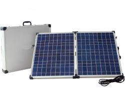 折りたたみ式ソーラーパネル 120W モーターホーム付きキャンピング用ソーラー充電器