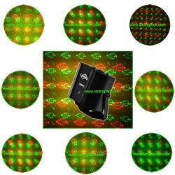 Мини диско лазерного света