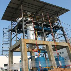 Planta de reciclaje de aceite usado de motor y el aceite del motor (YH-31)