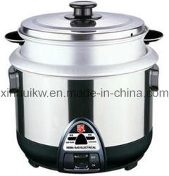 Het luxueuze Kooktoestel van de Rijst van het Gas voor 4-13 Mensen