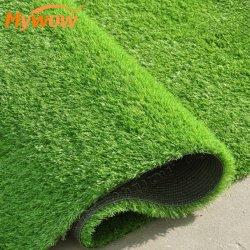 Künstliches Gras-synthetischer Rasen für Garten-Dekoration