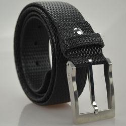 حزام جلد أصلي للرجال من جلد البقر (B-04)