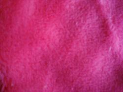 Doppeltes korallenrotes Vlies-strickendes Gewebe für Haupttextil-und Kleid-Gebrauch