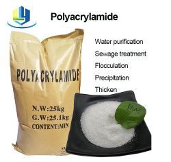 フィリピンの凝集剤の化学両性ポリアクリルアミドPAMの乳剤
