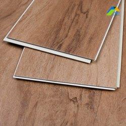 mattonelle di pavimento di galleggiamento commerciali del vinile della serratura di scatto di Spc del lusso di strato di usura 20mil