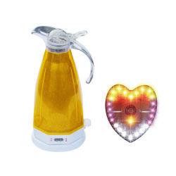 Wasser-Kessel-Küche-Hilfsmittel-Kessel-Glaskessel-bester elektrischer Kessel-elektrischer Wasser-Kessel-Heißwasser-Potenziometer