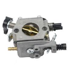 Para Carburador de peças de motosserra Husqvarna 51 55 Serra de corrente