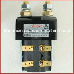Sw80-65 알브라이트 접촉기 125A 24V 전원 접촉기