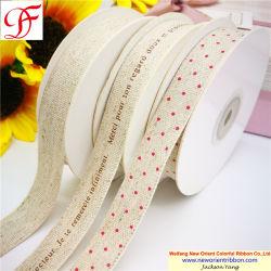도매 결혼식을%s 공장에 의하여 주문을 받아서 만들어지는 고품질 자연적인 면 대마 또는 당 또는 활 또는 감싸거나 Xmas 또는 선물