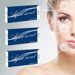 L'acide hyaluronique Corée cutanée joues de remplissage de remplissage de 1 ml 2 ml