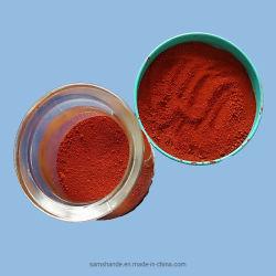 La couleur du pigment synthétique Oxyde de fer rouge, noir, orange, jaune