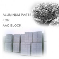 AAC / hormigón ligero de aluminio en polvo de pigmento de hojuela