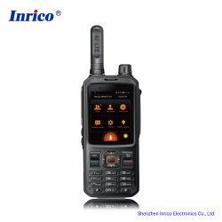 Inrico T320 4G Lte Intercomunicador Rede Walkie-talkie