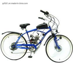 Praia de alumínio Cruiser Bike aluguer com Motor a Gasolina