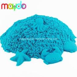 L'Espace Bleu de gros sable sable cinétique magique DIY Jouet de sable de jeux pour enfants