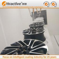 Китай Custom-Made доступный по цене автомобильной промышленности Алюминиевый колесный диск окраски оборудование порошкового покрытия производственной линии