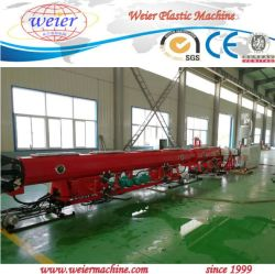 Sj-65/33 Extruder-Plastic machinerie de tuyaux en plastique