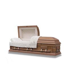 Funérailles cercueil en bois massif Td-A02