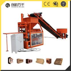 Cy2-10 ماكينة هيدروليكية كاملة تلقائية الغلق تعمل بالطوب الأحمر من الطين صنع الماكينة