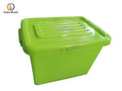 Verwendete Haushalts-Einspritzung-Plastikkasten-Form