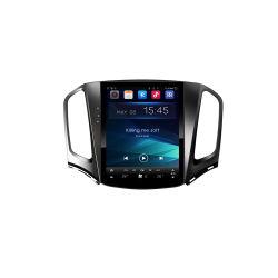 (D'Usine de gros) Style Bao Jun Tesla voiture écran vertical du système multimédia 730 2014 / haut de gamme basse fin double radio DIN Lecteur Audio Vidéo de navigation GPS