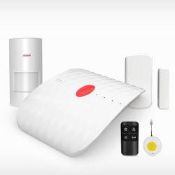 Chitongda 3g 4g 2g Maison Intelligente Bouton panique sans fil GSM SOS personnes âgées d'urgence personnelle Système de sécurité d'alarme antivol 868 433MHz
