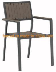 Ristorante con resistenza alle alte temperature, arredamento commerciale per esterni, sedia da pranzo SYN-Teak