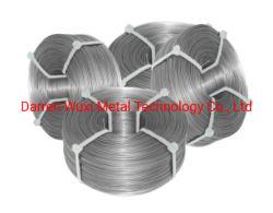 Ss302 SS304 SS316 Ss430 ASTM 스테인레스 스틸 밧줄 와이어, 1200FT 롤