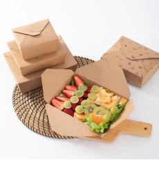 使い捨て電子レンジ紙製食品用 TAKEAway ヘビーデューティコンテナ用 TAKAway ボックス