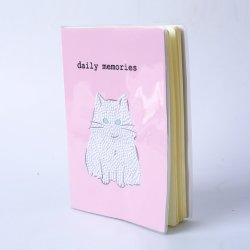 도매 DIY 프로모션 선물 5D 다이아몬드 도화 편지지 노트북