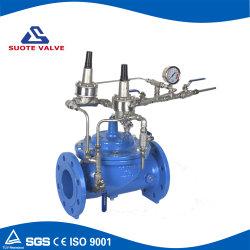 La qualità eccellente ha certificato le parti scorre impulso idraulico della valvola di regolazione che anticipa la valvola di regolazione di flusso della valvola BS