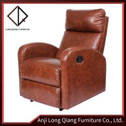 2021년 최신 디자인, 정품 가죽 리클라이닝, 소파 및 마사지 실용적인 소파 의자