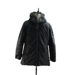 Konijn Fur+Nylon en Sydney Spun Imitation van wollen hoed en Katoenen kleren jack